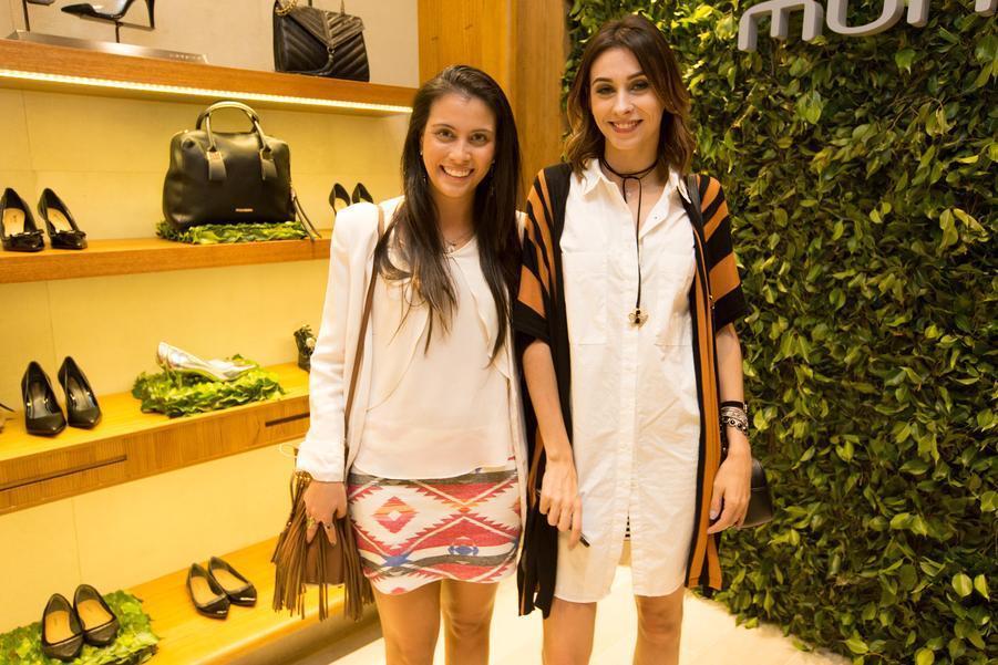 375cf1bf5f Mafe Penalva e Aline Flores. Lele Gianetti e Carolina Dieckmann