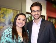 Paula Carolina e Lucas Avelino