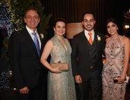 Aufr�nio, Daniela, Felipe Barreira e Beatriz Tajara
