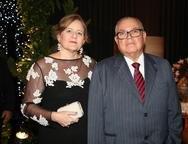 Carla e Carlos Alberto Forte