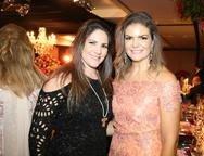 Cristiane Meireles e Larissa Melo