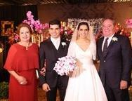 Cristina Arag�o, Pedro Garcia, Carla Laprovitera e Chiquinho Arag�o