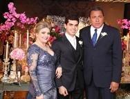 Eliana e Pedro Garcia e Marcelo Ponte