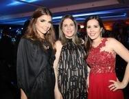 Geovana Gripp, Ana Paula Arag�o e Nayana Carvalho