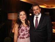 Luana e Armando Moraes