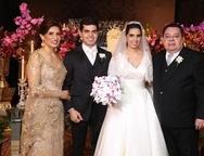 M�rcia Teixeira, Pedro Garcia, Carla Laprovitera e Gera Teixeira