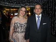 Nat�lia e Marcus Lage