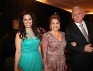 Mirela, Marta e Jos� Wilson Tom�z