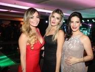 Nayra Bezerra, Gabriela Lima e Carolina Pal�cio