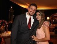 Pedro e Vanessa Lessa