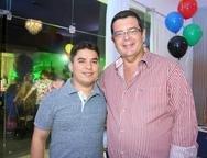 Washington Bezerra e Luiz Sutter
