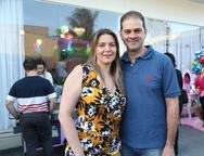 Fernanda e Rodrigo Landin