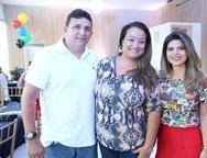R�mulo Luiz, Suelen Ribeiro e Ludimila Alexandre
