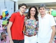 V�ctor, Cl�udia e Nogueira Filho