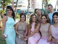 Lígia, Lívia, Lívia, Natalia, Ludmila, Raquel e Manuella