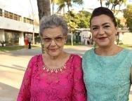 Nair e Kátia Menezes