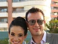 Rafaella Timbó e Daniel Timbó