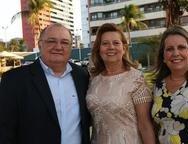 Raimundo, Célia Ferraz e Maria Augusta