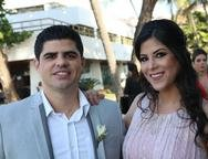 Raquel Araújo e Bruno Veras