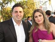 Rodrigo e Juliana Kavasaki