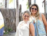 Alessandra Rosado e Diana Castro