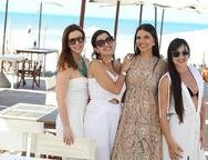 Amelia Mota, Rafaela Oliveira, Juliana Holanda e Artemis Lima