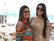Denise Barros e Juliana Holanda