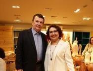 Antonio Fontes e Ana Georgina