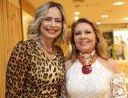 Andreia Fialho e Ines Cals