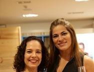 Camilla Cavalcante e Rafaelle Nunes