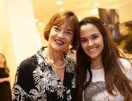 Cristiane Cavalcante e Nicole