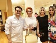 Ricardo Alencar, Aparecida Alencar, Janaina e Daninha Maia
