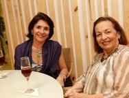 Tânia Vasconcelos e Conceição Almeida