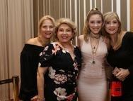 Roberta Bonorandi, Rochelle Bonorandi, Priscila e Angela Bonorandi