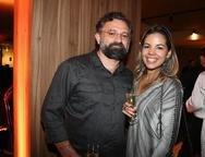 Joc�lio Leal e Juliana Ricart