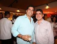 Marcelo Cavini e Augustinho Herrero