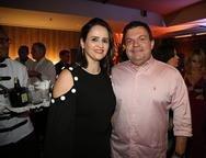Adriana Miranda e Fernando F�rrer