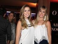 Raquel Fernandes e Natalia Lacerda