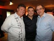 Evandro Colares, Ricardo Bezerra e Joao Dummar Neto
