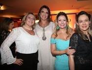 Cec�lia Portela, Beatriz Otoch, Tatiana Luna e �rica Marcan