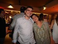 Augustinho Herrero e Cecilia Seligman