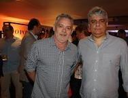 Edson Barbosa e Cliff Villar