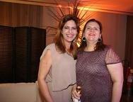 Cristiane Lopes e Annia Freire