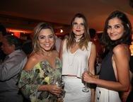 Isabeli Macedo, Cintia Mendes e Lu Palhano