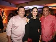 Fernando F�rrer, Adriana Miranda e Gaud�ncio Lucena