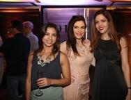 Gabriela Vasconcelos, Fabiana Coretti e Ana Fl�via Torquato