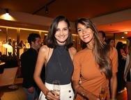 Lu Palhano e Anast�cia Duarte