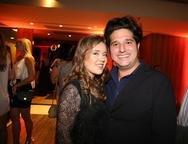 Isabella Rebou�as e Pedro Gurj�o