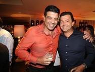 Ronaldo Otoch e George Vieira