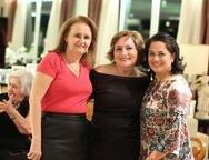 Elígia, Aureni e Francilene Alves